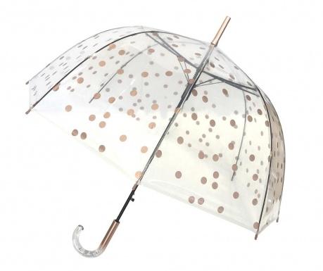 Deštník Smati Gold Dots