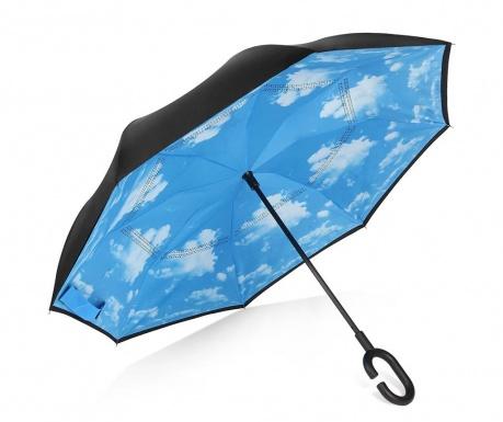Deštník Smati Day Sky Reversible