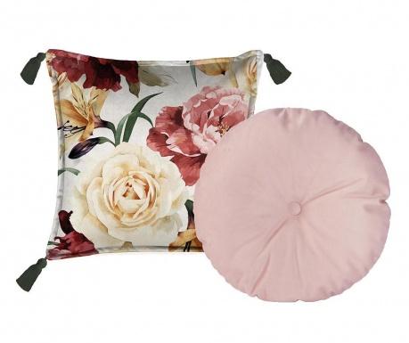 Sada 2 dekoračních polštářů Wendy
