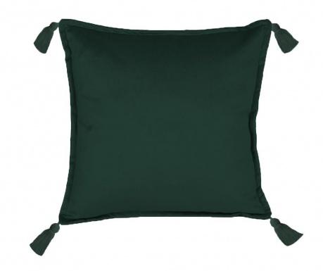 Dekorační polštář Dark Green 45x45 cm