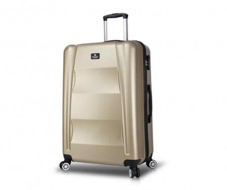 Kovček na kolesih USB Alden Gold