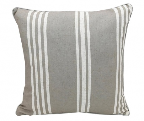 Perna decorativa Stripe Grey 45x45 cm