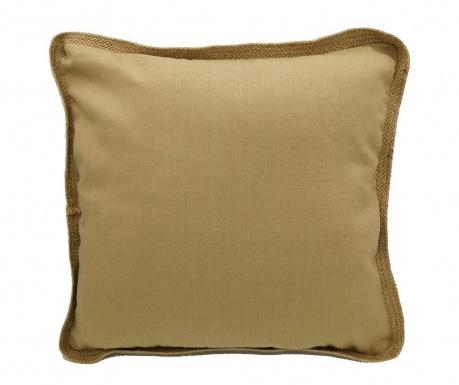 Διακοσμητικό μαξιλάρι Maeve Brown 45x45 cm