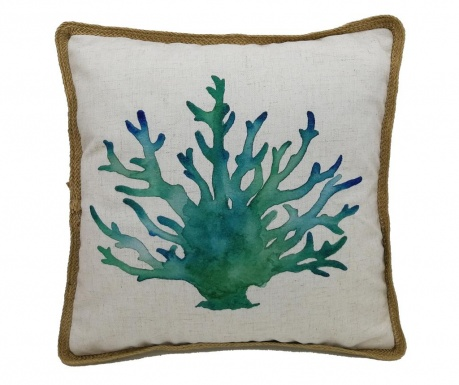 Okrasna blazina Coral 45x45 cm