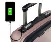Kovček na kolesih USB Alden Rose