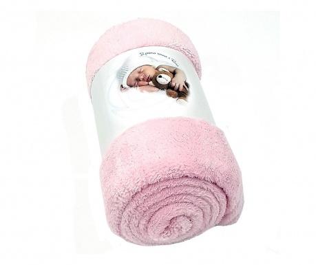 Koc Nuvola Pink 100x150 cm