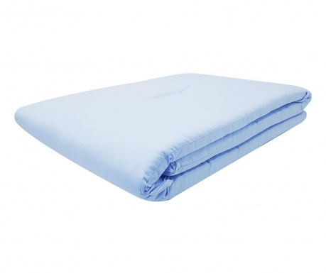 Lavia Blue Ágyrácsvédő kiságyba 46x195 cm