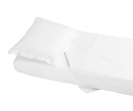 Posteljina za krevetić Tris White