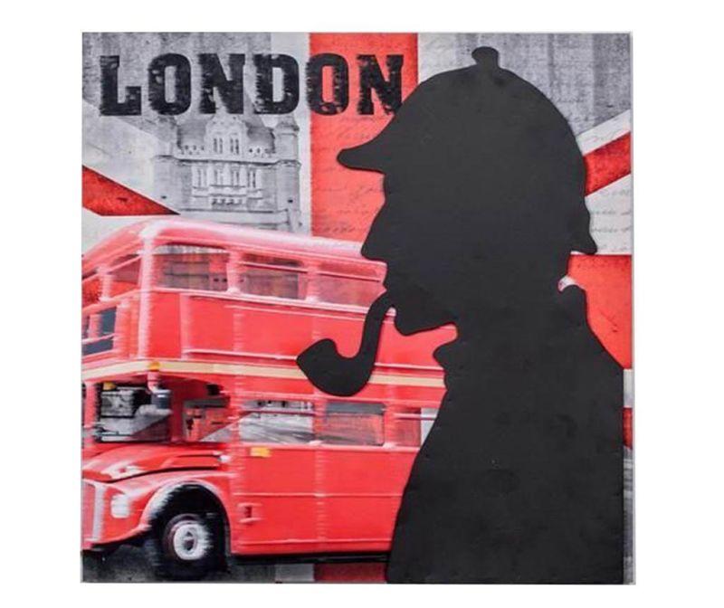 Tablou London 40x40 cm