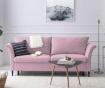Canapea extensibila 3 locuri Peony Pink