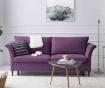Canapea extensibila 3 locuri Peony Purple