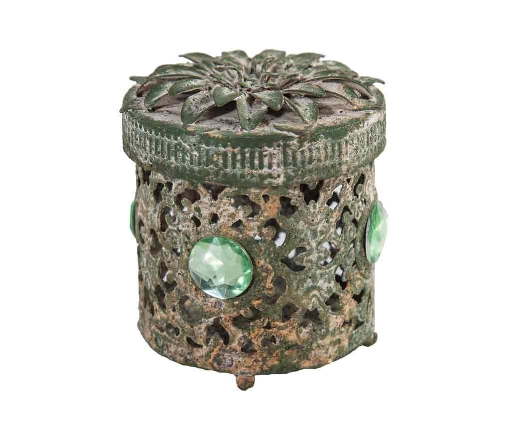 Darag Green Ékszertartó doboz