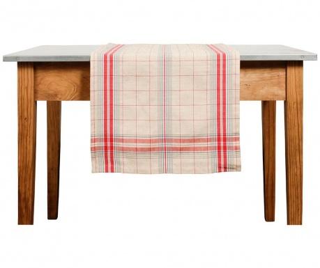 Bieżnik stołowy Batignolles Red 50x150 cm