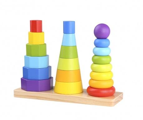 Igračka piramida Tower