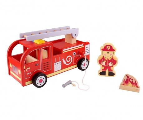 Masinuta de jucarie Fire Truck