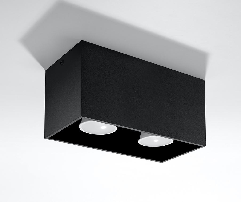 Plafoniera Geo Two Black