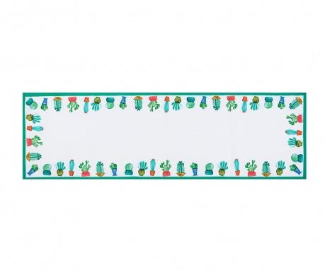 Středový ubrus Cactus 45x140 cm