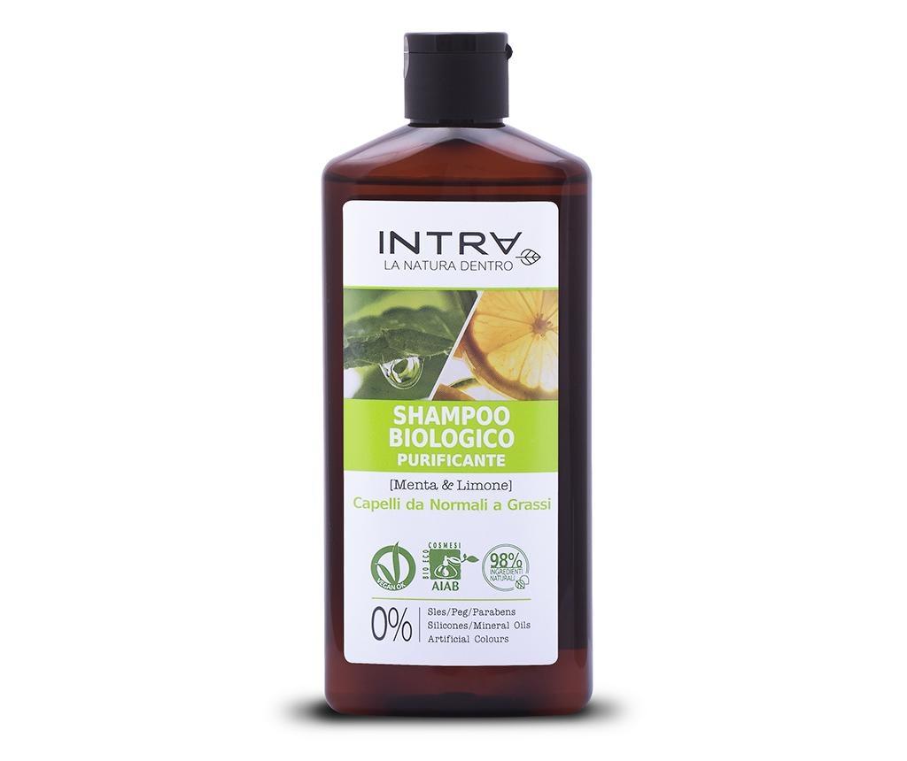 Organski šampon za čišćenje Norma Mint&Lemon 250 ml