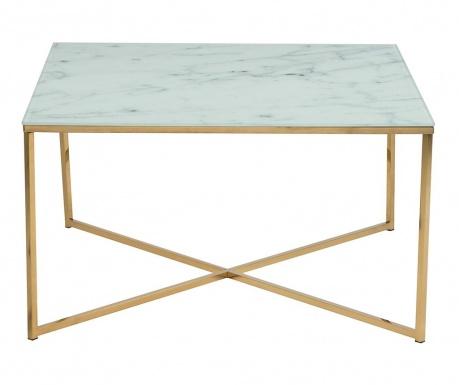 Stolić za kavu Alisma Square Blue