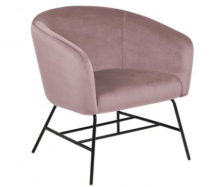 Stolica Ramsey Black Pink