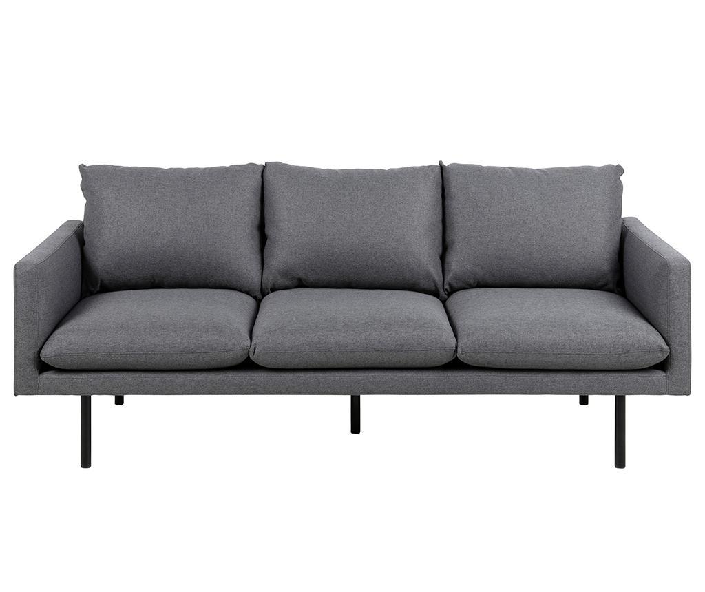 Kauč trosjed Carolina Grey