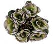 Buchet flori artificiale Gemma Grey