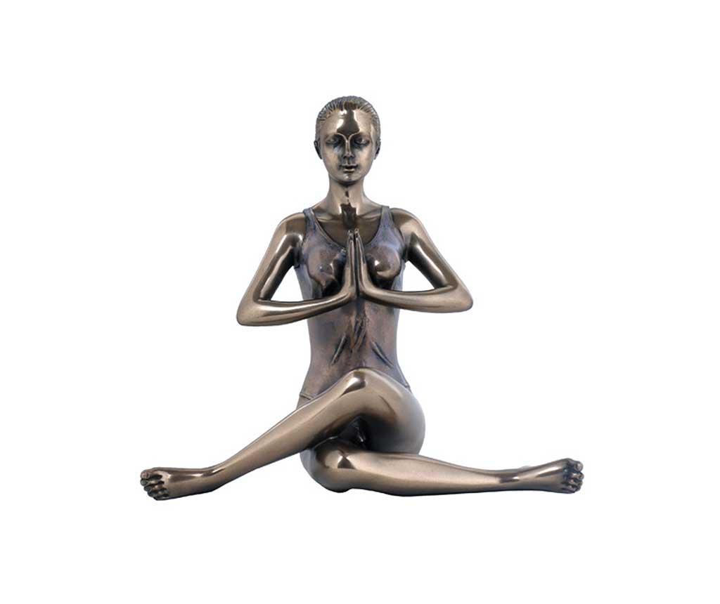 Yoga Cow Pose Dísztárgy