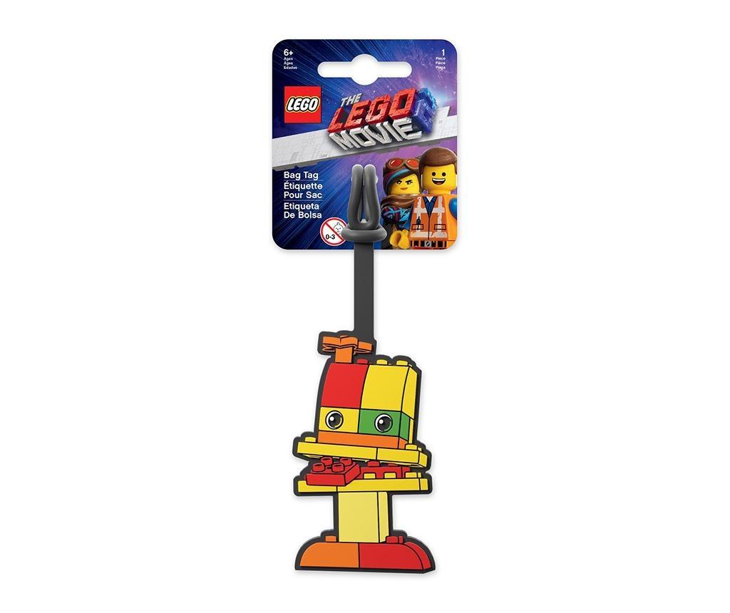 Oznaka za prtljago Lego Movie Duplo