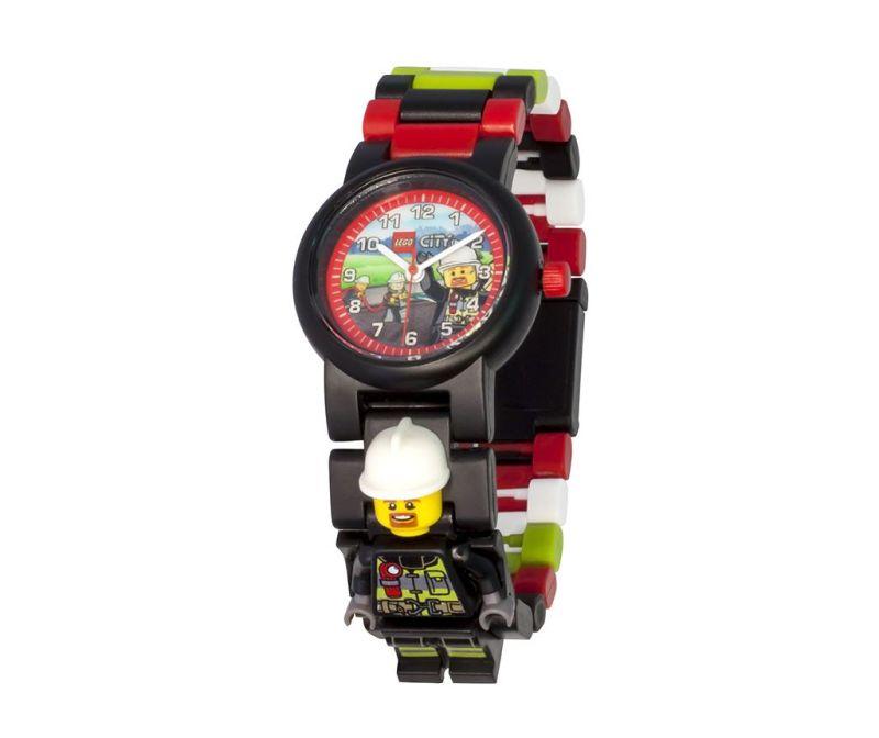 Otroška zapestna ura Lego City Fire Fighter