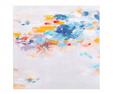 Πίνακας Tuscany 110x110 cm