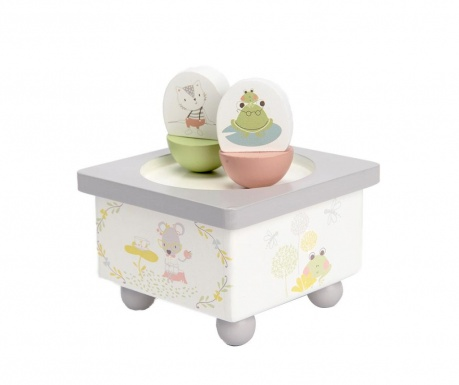 Decoratiune muzicala Little Animals