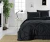 Peřina Paint Black 195x215 cm