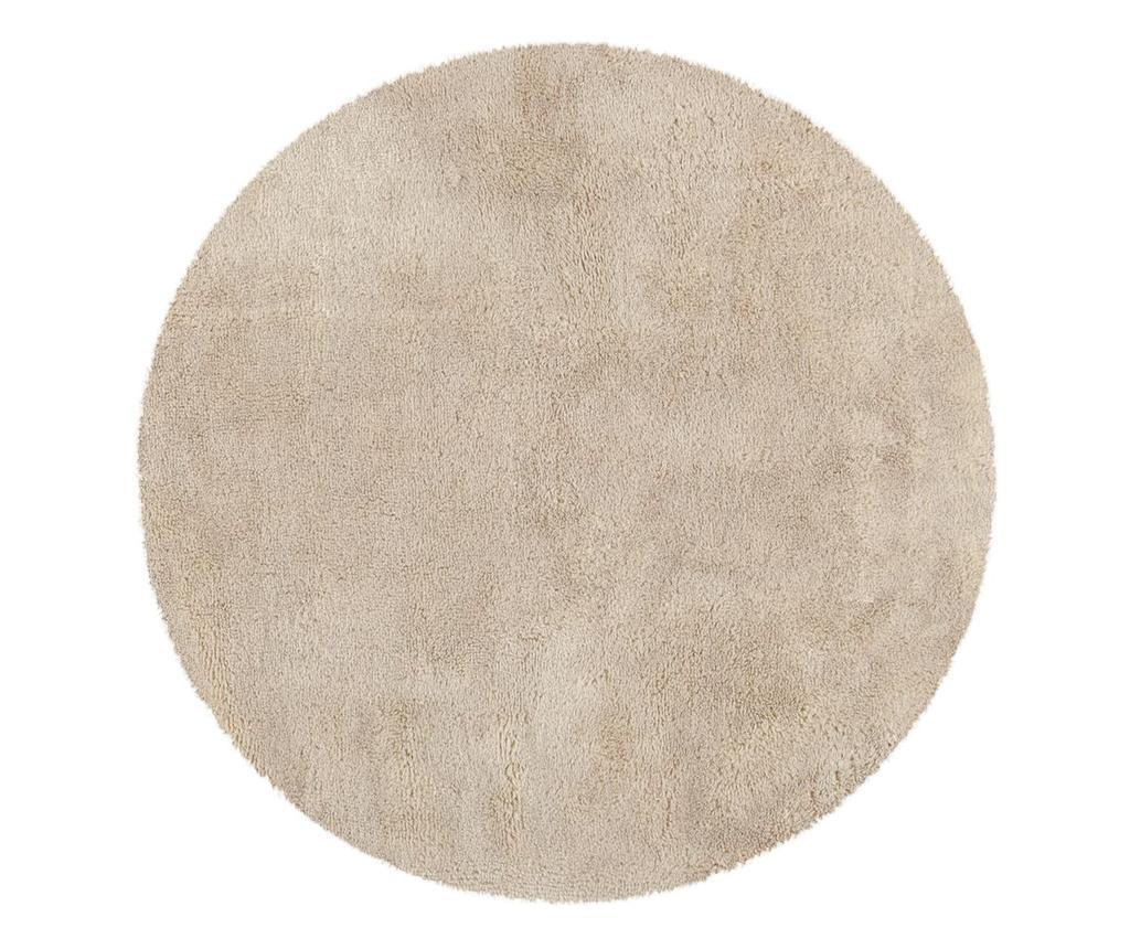 Covor Tapp Shaggy Ivory Round 200 cm