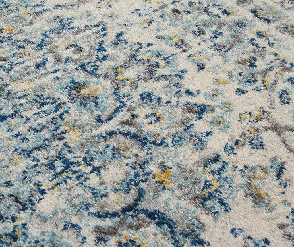 Eileen Nain White Blue Szőnyeg 160x230 cm