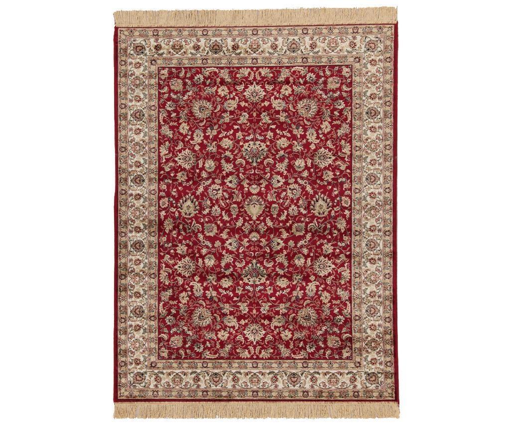 Covor Farshian Hereke Red 160x230 cm