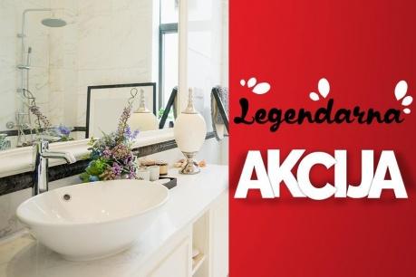 Legendarna Akcija: Korisno u kupaonici