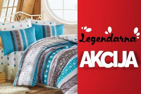 Legendarna Akcija: Tekstili za dom