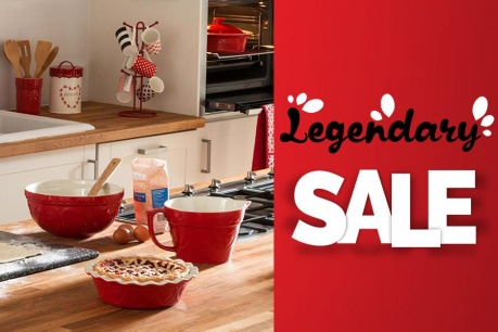 Legendary Sale: Bucatarie si dining