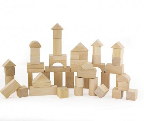 50-delna igra za sestavljanje Blocks