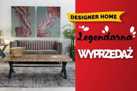 Legandarna wyprzedaż: Designerski dom