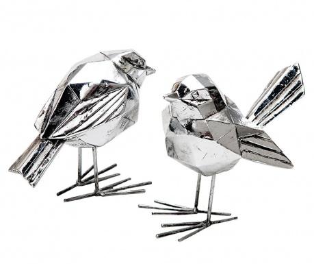 Комплект 2 декорации Birdie