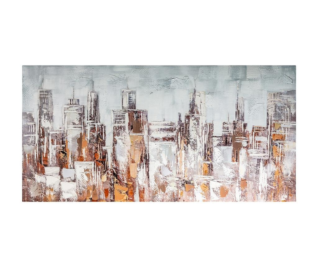 Tablou Skyline 70x140 cm
