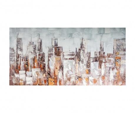 Skyline Festmény 70x140 cm