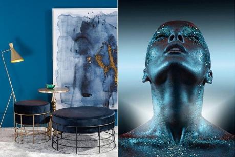 Trend Vogue: Дигитално синьо
