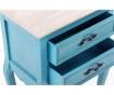 Masuta cu 2 sertare Nimola Two Blue