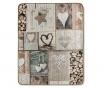 Pokrivač Romantic 130x160 cm