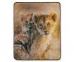 Pokrivač Baby Lion 130x160 cm