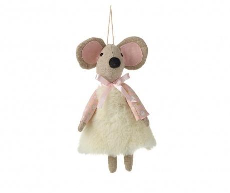 Mouse in Fur Felfüggeszthető dekoráció