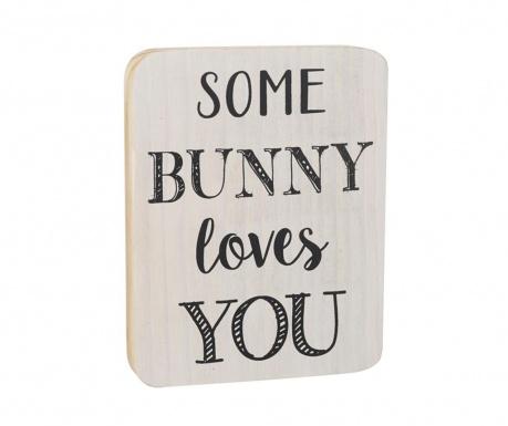 Decoratiune Some Bunny