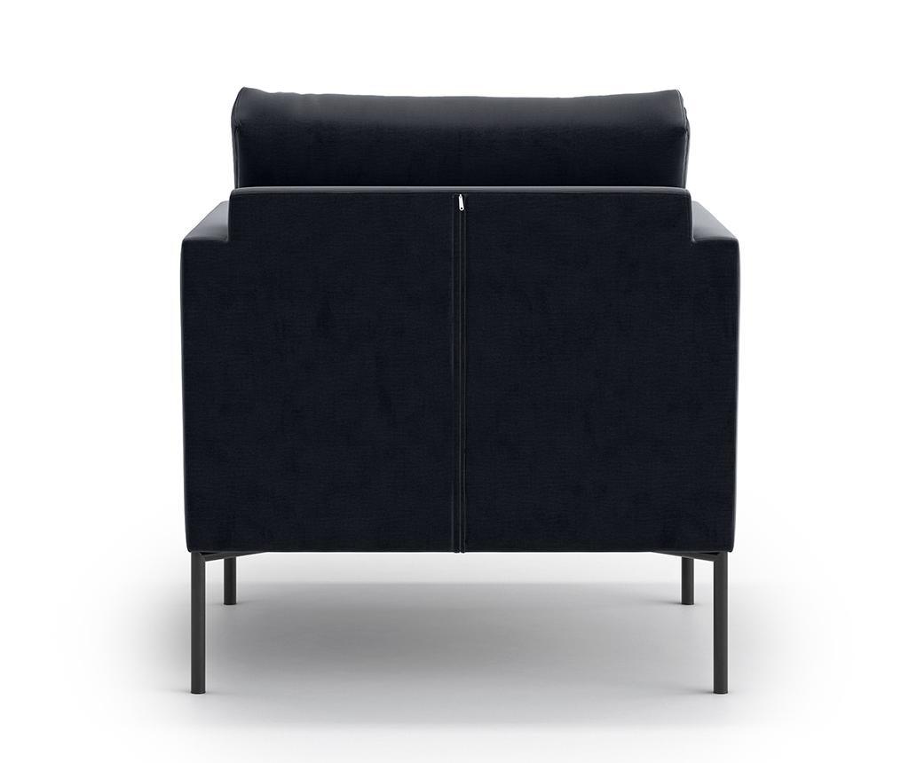 Blanca Monolith Black Fotel